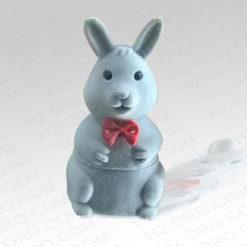 estuches joyeria conejo
